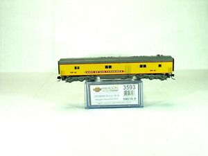 BROADWAY LIMITED PARAGON EMD E6 LOCOMOTIVE P3 SOUND & DCC UP/C&NW SF 3593