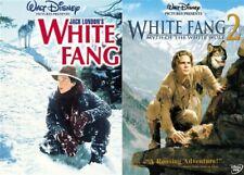 WHITE FANG 1 + 2 New Sealed 2 DVD Disney