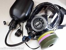 40mm NATO Gas Mask SGE INFINITY w/Drink System & CBRN Filter xd: 6/2024 - SMALL