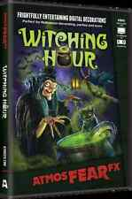 Witching Hour ~AtmosFearFX DVD Halloween Special FX Projector Window Projection