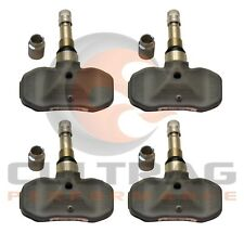 2005-2009 C6 Corvette GM TPMS Tire Pressure Monitoring Sensor Set Of 4 With Nuts