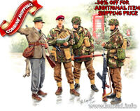 Master Box 3533 WWII British Paratroopers (1) Operation market Garden, kit 1/35