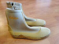 Cabela's, Mens -zip Neoprene Upper / Rubber Sole Wading Boots, Size 11/45