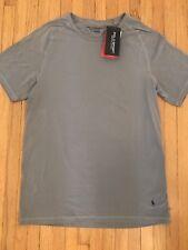 Polo Sport Men's Xtemp Gray Compression Raglan Sleeve Athletic T Shirt* Lg *Nwt