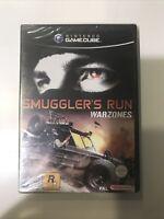GAMECUBE - SMUGGLER'S RUN WARZONE - NEW + SEALED - FREE UK POST