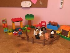 Lego Duplo 10524 Farm Tractor set with extras