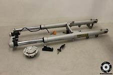 1998 BMW R 1100 FRONT FORK TUBES SUSPENSION W/IGNITION SWITCH 1100R R1100R 98