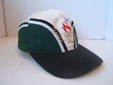 Atlanta Olympics 1996 Hat Green Snapback Cap