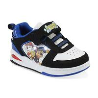 NEW Boys Toddler Paw Patrol Light Up Sneakers 6 7 8 9 10 11 or 12 Skater Shoes