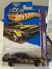 Hot Wheels '71 Plymouth Road Runner HW Showroom Black