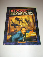 Sr: Blood in the Boardroom (New)