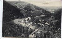 TRESEBURG b. Thale Harz AK ~1910/20 Häuser Parite aus der Vogelschau Perspektive