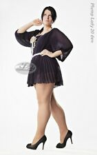 Plus size Tights LIDA 20 DEN, Over Size, 2XL to 5XXL, Hips up to 170 cm!!!
