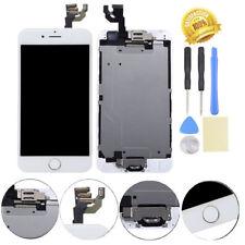 """Display für iPhone 6 4.7"""" mit RETINA LCD Glas VORMONTIERT Komplett Front WEISS"""