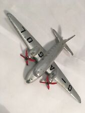 Vintage DINKY TOYS AIRCRAFT Vickers Viking airliner 70C 705 Meccano LTD uk plane