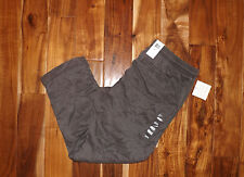 NWT Womens CALVIN KLEIN JEANS Lyocell Phantom Gray Casual Pants Size L Large