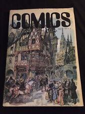 COMICS #12 Sept.1974 Italian Language VG+ Condition