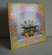 The Beatles Magical Mystery Tour LP+book US press 70's EX-EX