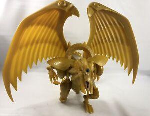 """Yu-Gi-Oh The Winged Dragon Of Ra Egyptian God Action Figure 12"""""""