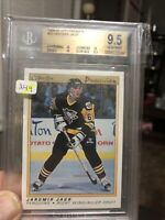 Jaromir Jagr 1990 OPC Premier #50 BGS 9.5 RC - Rookie Gem Mint (with three 10s)