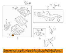 GM OEM Air Cleaner Intake-Air Cleaner Assembly Fastener 22845991