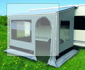 Eurotrail Bergen Universal Privacy-Room For Caravan Sun Canopy Lenght 4.5m