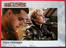 BATTLESTAR GALACTICA - Premiere Edition - Card #39 - Fate Unknown