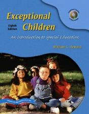 Exceptional Children: An Introduction to Special Education (8th Edition), Heward