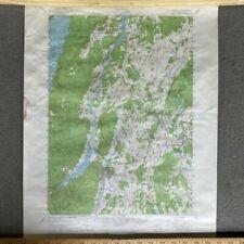 Mapa en hojas