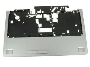 Gray Chainlink Dell OEM Studio 1745  1747 1749 Palmrest Touchpad Assembly