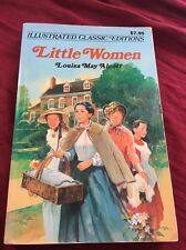 Illustrated Classic Edition: Little Women By Louisa May Alcott