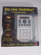 Do You Sudoku? University Games Electronic Game