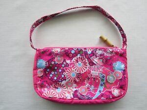 Hello Kitty Sanrio PinkZippered Purse/Storage Bag