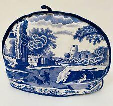 Blue Moon William Morris Strawberry Thief Tea Cosy Double Insulated Teapot Tea Cozy Keeps Tea Warm for Hours