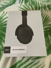 Bose On Ear Wireless Bluetooth Headphones - Black