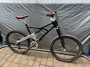 foes weasel dh bike