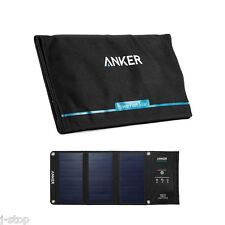 Anker PowerPort Solar 21W Dual-Port USB Portable Charger for iPhone 6/ Galaxy S6