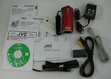 JVC Everio S GZ-MS100 Flash Memory Camcorder Boxed