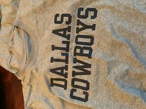 Dallas Cowboys Nike Dry Fit Tee Shirts (2) XL - New
