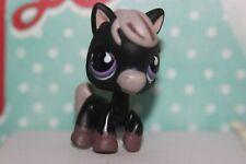 Authentic Littlest Pet Shop LPS RACEABOUT Pony Horse #523 cheval poney