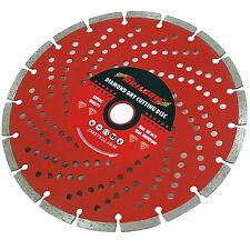 Neilsen CT0128 9-Inch Diamond Dry Cutting Disc