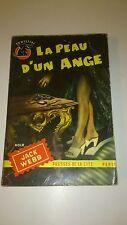 La peau d'un Ange - Jack Webb - Coll. Un mystère n°194