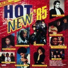 Hot and New '85 Chaka Khan, Kim Wilde, Cars, Alphaville, Nik Kershaw, ZZ .. [LP]