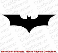 DARK KNIGHT BATMAN Superhero Car/Window/laptop Vinyl DIE CUT Decal Sticker CM008
