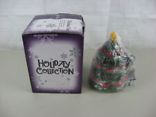 NEW Scentsy Christmas Tree Warmer Holiday Collection Candle Warmer RETIRED