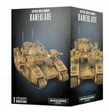 Warhammer 40k ASTRA Militarum Baneblade Games Workshop