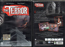 THE TERROR - LA VERGINE DI CERA - DVD (NUOVO SIGILLATO)
