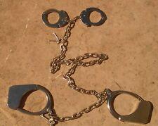 Fußschellen Handschellen Clejuso No 128 M Handcuff Anklecuff No 12 No 8