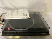 Technics  SL-BD22D Frequency Generator Servo Turntable System vintage Plattenspi