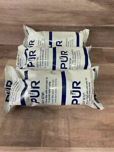 three (3) PUR Maxion basic CLEAN drinking potable water Filter Pitcher PPF900Z